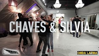 Chaves & Silvia Bachata Sensual