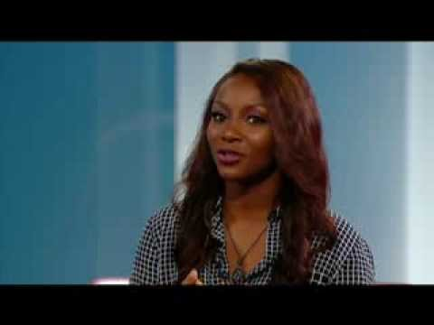Genevieve Nnaji's  worst interview ever. OMG!