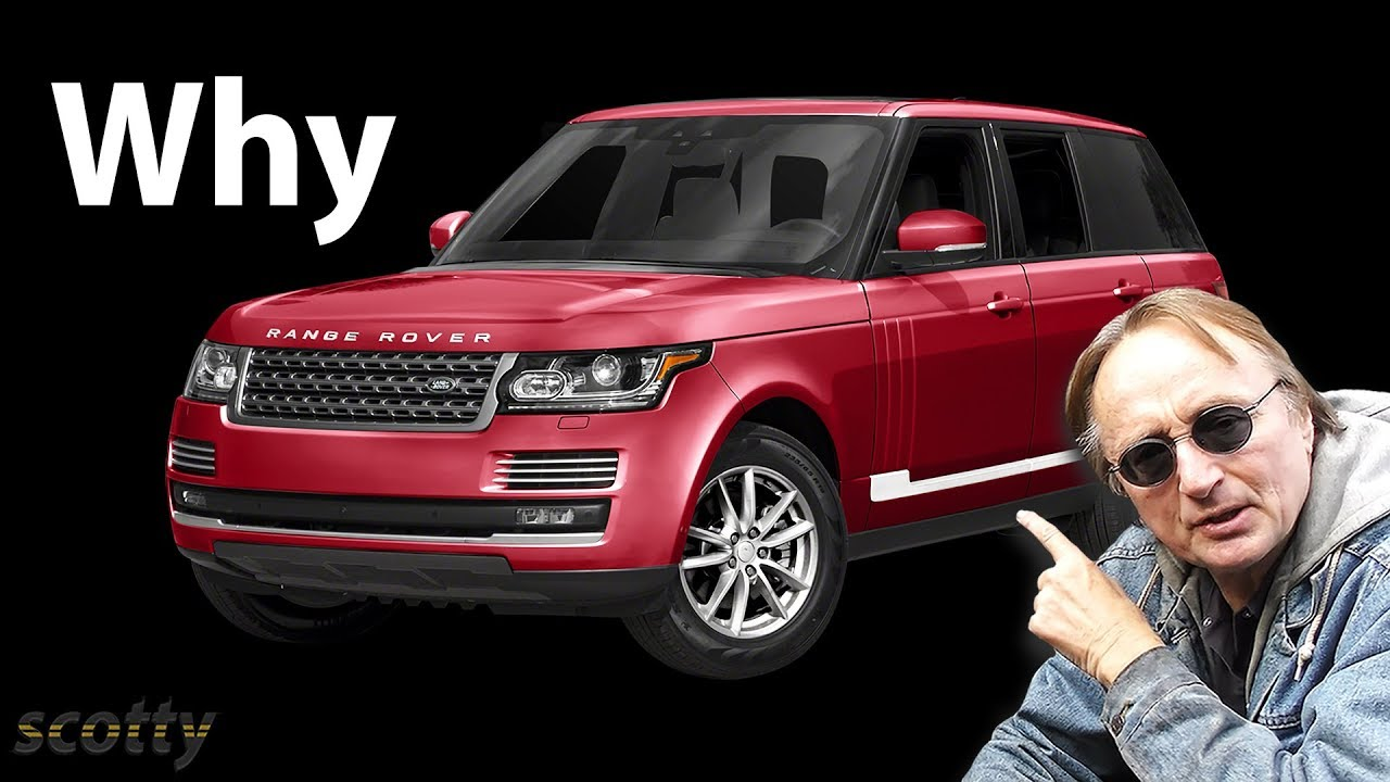 Breaking News: Land Rover Screws Up Big Time