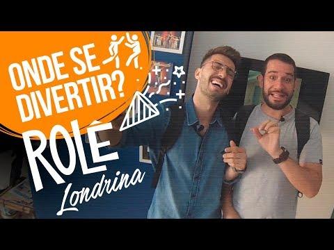 Rolê Londrina - Episódio 2 Onde se Divertir