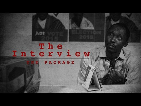 The Package (Starr. Frank Donga)