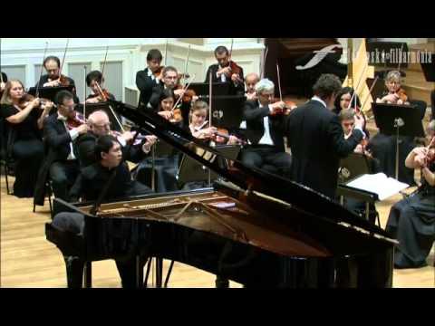 Ludwig van Beethoven: Concerto for piano and orchestra, D major, op. 61a (Jingge Yan/Kaspar Zehnder)