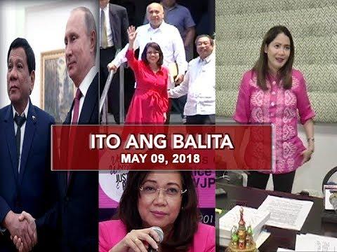 UNTV: Ito Ang Balita (May 9, 2018)