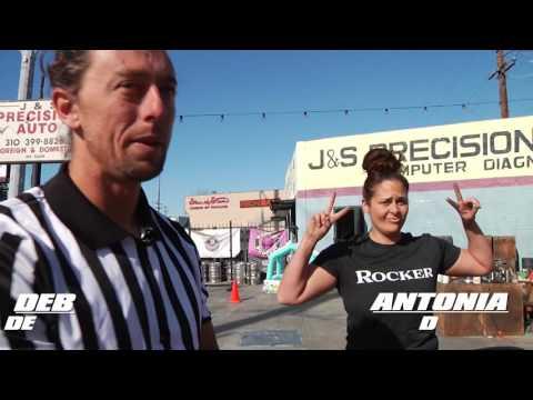 DEUCE Episode 5: Deb Fass vs. Chef Antonia Lofaso