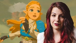 Anita Sarkeesian Says  Breath Of The Wild Is Sexist