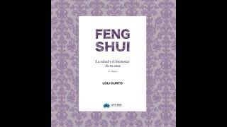 Presentación del Libro de Feng Shui con Loli Curto