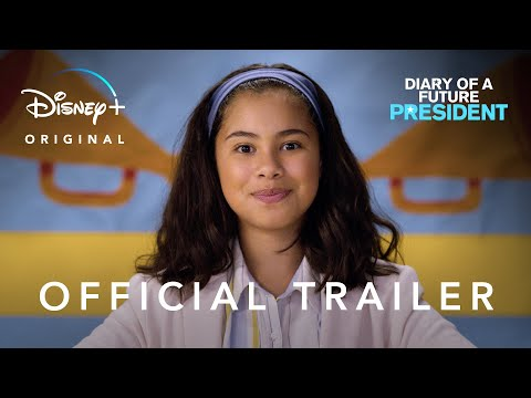 Diary of a Future President | Official Trailer #2 | Disney+