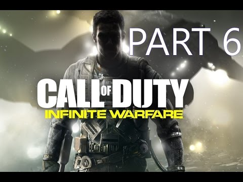 Call Of Duty Infinite Warfare Gameplay Playthrough Part 6: Stealing a Prototype Jackal