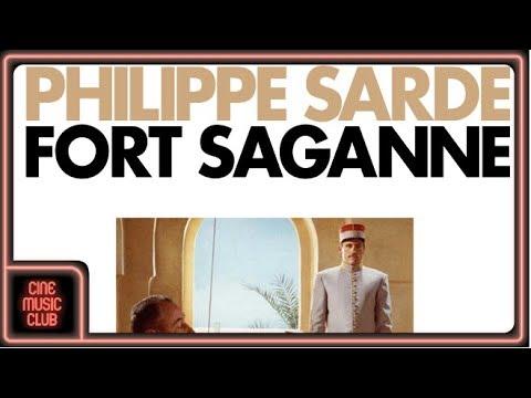 Philippe Sarde - Fort Saganne (musique du film