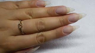 Gel nails tutorial - paznokcie żelowe krok po kroku