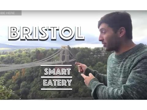 Visit Bristol, Foodies, Trip-Hop & Street Art.