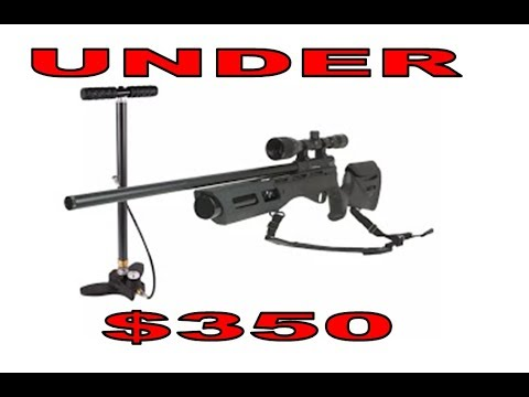 22cal Regulated PCP SETUP under $350 includes Pump & Scope