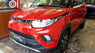 2019 Mahindra KUV100 NXT Dual Tone 6 Seater | Price | Mileage | Features | Specs