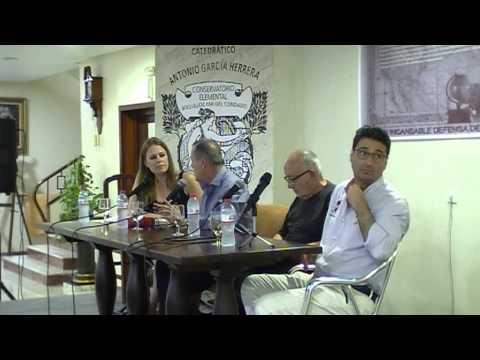 Juan Manuel Seisdedos y Juan Cobos Wilkins en el Casino de Rociana