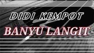 Didi Kempot - Banyu Langit   Karaoke Gitar Akustik (NO COPYRIGHT)