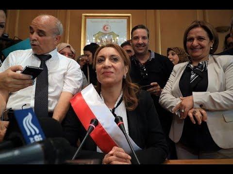 سعاد عبد الرحيم: إسلامية غير محجبة ترأس بلدية تونس العاصمة