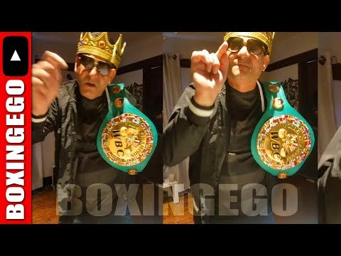 """ANGEL GARCIA ERUPTS ON KEITH THURMAN CLAIMS """"THURMAN HE GOT STRIPPED"""" DOWN 4 PORTER; DEMANDS DOPING"""