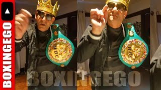 "ANGEL GARCIA ERUPTS ON KEITH THURMAN CLAIMS ""THURMAN HE GOT STRIPPED"" DOWN 4 PORTER; DEMANDS DOPING"
