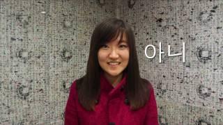 Coreano para sobrevivir # 2
