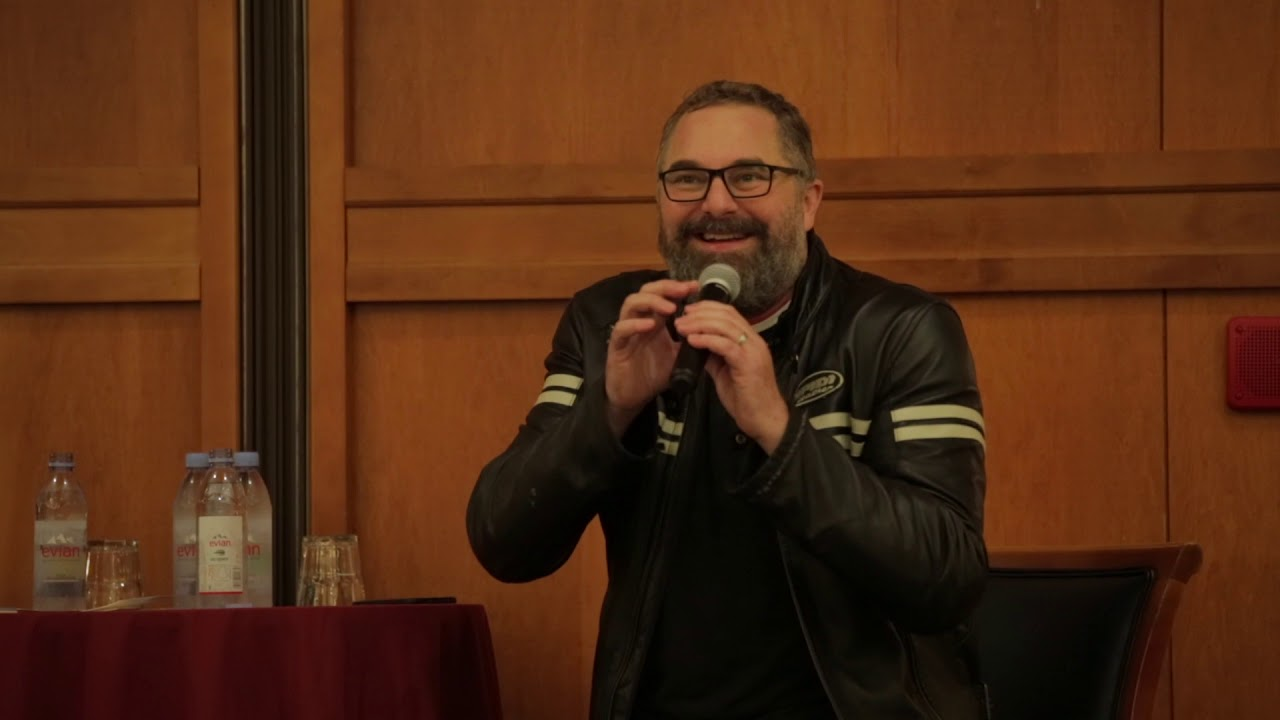 2018 VFLPB - Guest Speaker Todd Komarnicki