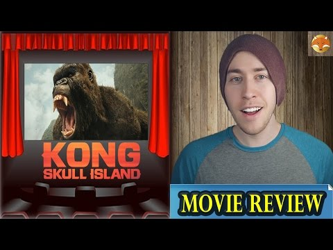 KONG: SKULL ISLAND-Movie Review