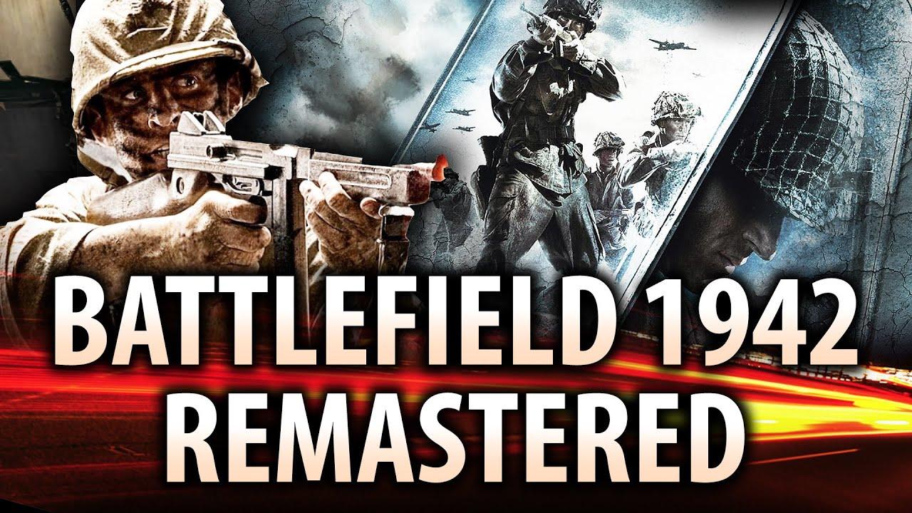 bf 1942 remaster