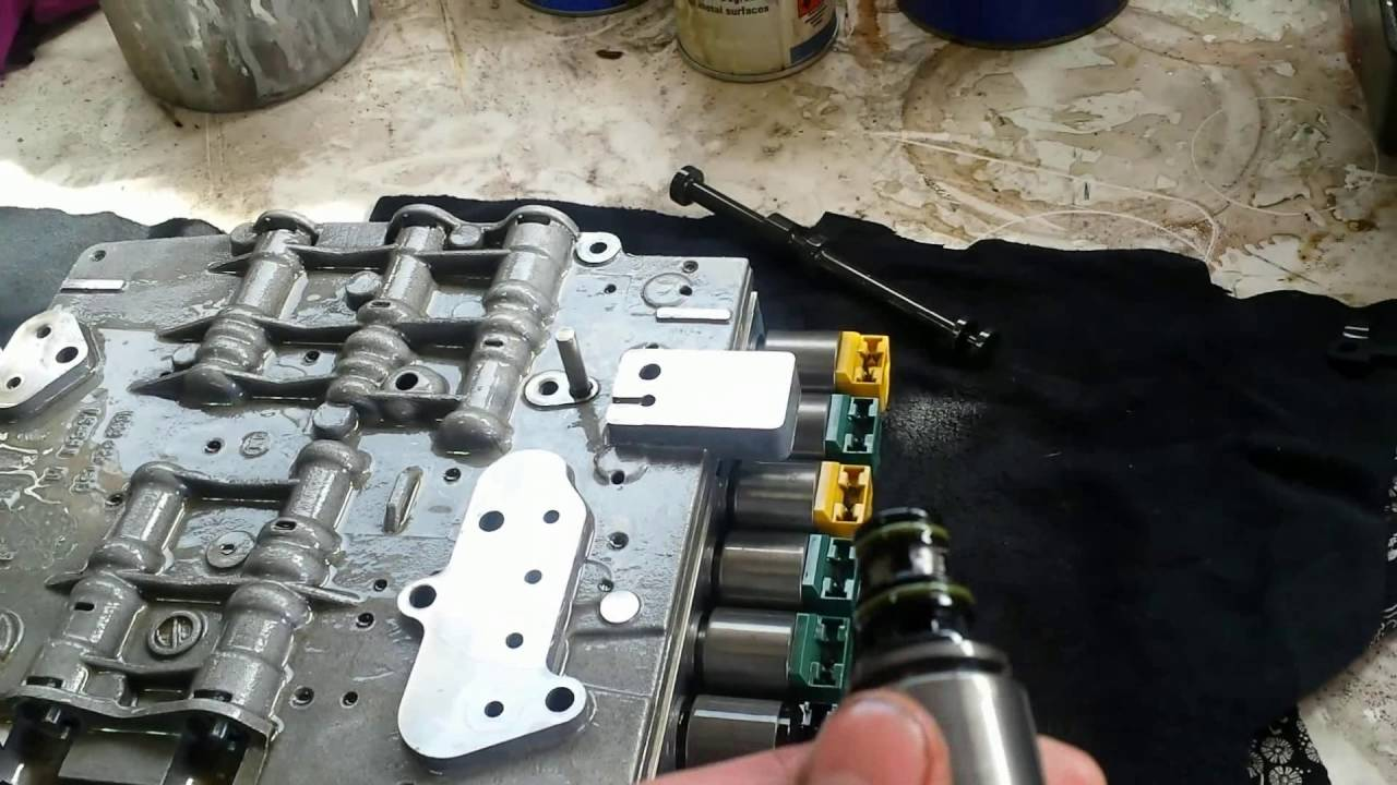 Nissan Largo проверка блокировки после ремонта