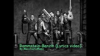 Rammstein-Benzin (Lyrics video)