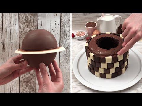 chocolate-decorations-🍫-frozen-dome-🍨tiramisu-saturn-🪐-chocolate-fortress-🍫