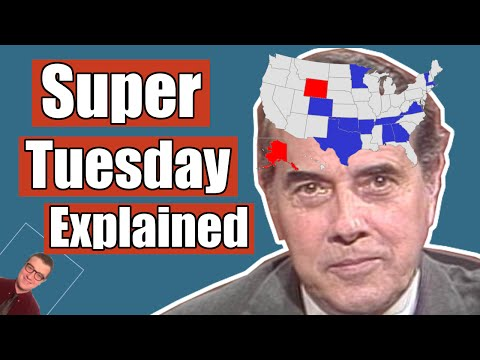 What Is Super Tuesday And Why Is It Important? | History Of Super Tuesday Explained 2016