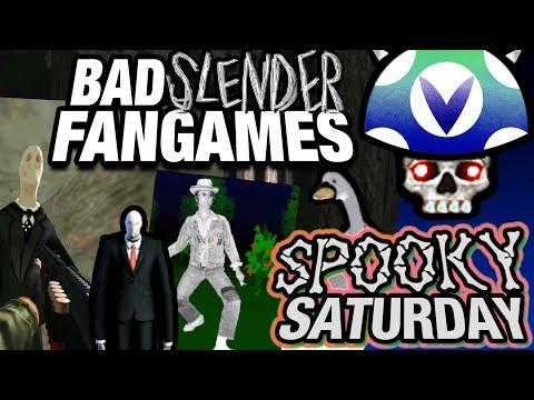 [Vinesauce] Joel - Spooky Saturday: Bad Slender Fangames