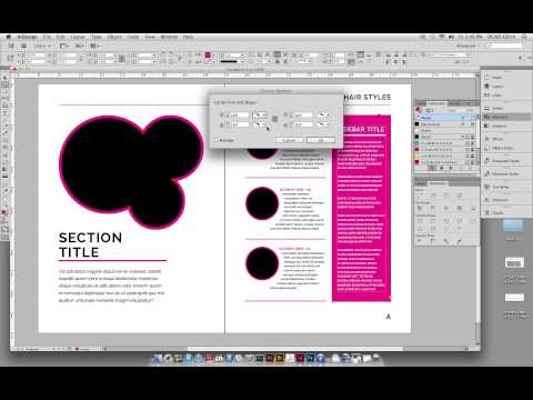 TUTORIAL: InDesign Book Setup