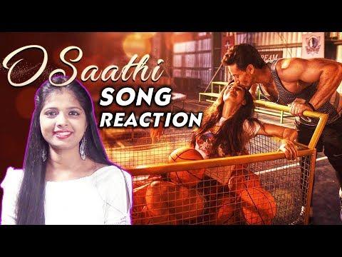 O Saathi Song Reaction Baaghi 2 | Tiger Shroff | Disha Patani | Ahmed Khan | Sajid Nadiadwala