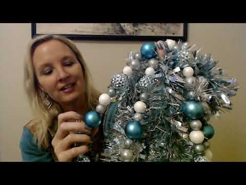 ASMR | Michaels Christmas Shopping Haul (Soft Spoken)