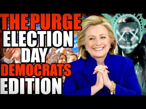 The Purge Election Year: Democrats Edition | The Millennial Revolt