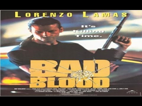 Viper (aka Bad Blood), Lorenzo Lamas - Original Trailer
