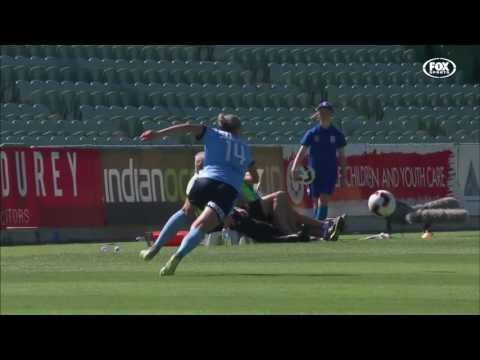[HD] W-League Semi-Final Perth Glory v Sydney FC [FULL MATCH] (04/02/17)