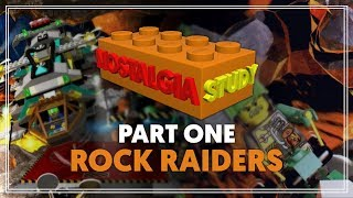 Nostalgia STUDy - Lego Rock Raiders