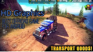 Best Amazing open world game for android and also offroad game with HD graphics