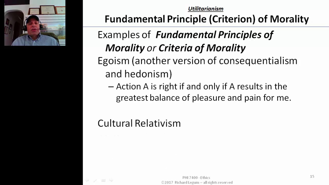 mills theory of utilitarianism
