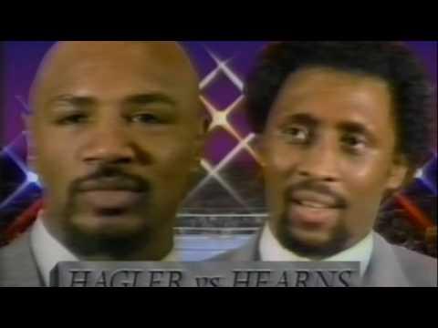 Hagler vs Hearns - 'The War' - 15 April 1985 - Caesars Palace (Full) (HD)