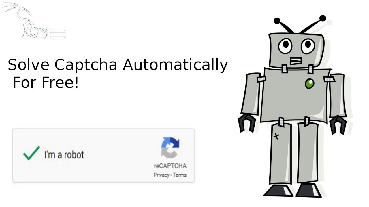 Solve/Bypass Google Recaptcha Automatically for Free