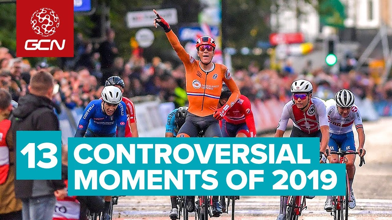 Top 13 Most Controversial Cycling Moments in 2019