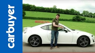 Toyota GT86 (Scion FR-S) coupe 2013 review - Carbuyer