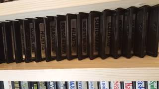 Over 700 Retro Video Games Cartridge Collection