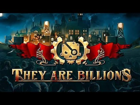 They Are Billions - ZOMBIE RTS Strategy Survival!