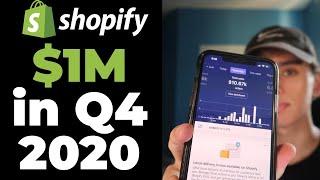 My Dropshipping Q4 $1,000,000 Blueṗrint   Shopify Dropshipping
