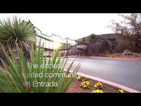 Exclusive Estate Lot in The Reserve at Entrada, St. George, Utah