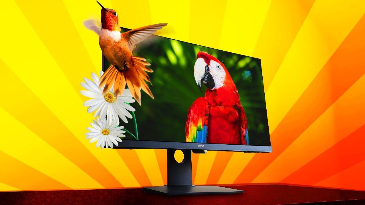 Best Designer Monitor - BENQ PD2700U 4K IPS Monitor Review