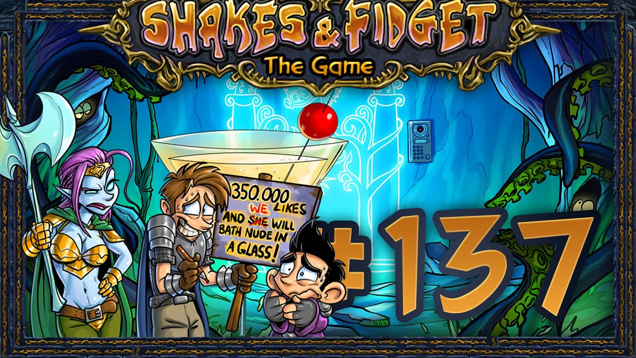 Shakes And Fidget Kundschafter